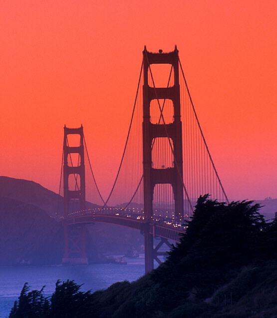 the golden gate bridge pictures. The Golden Gate Bridge